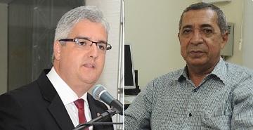 Glaydson e Elinaldo