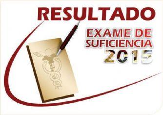 EXAME RESULTADO
