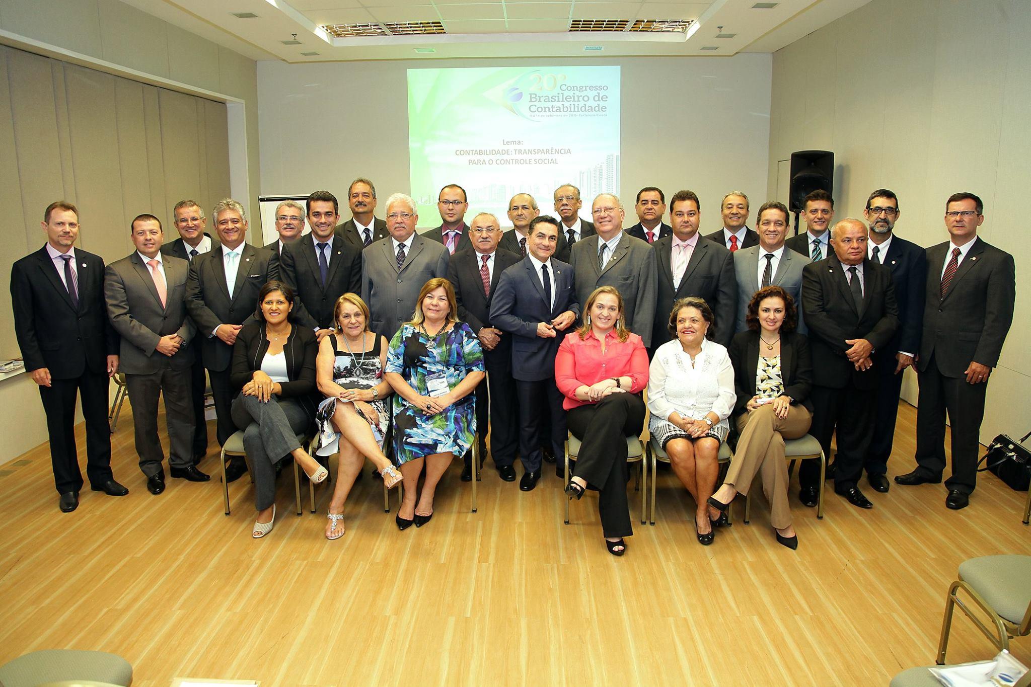 Encontro de presidentes Fortaleza 29-01-16