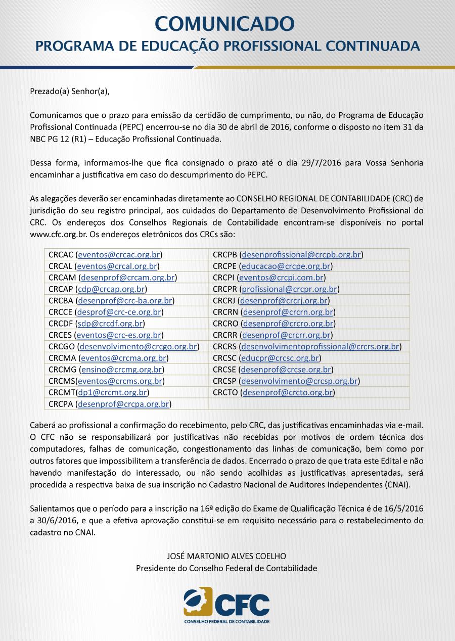 Comunicado_01_EPC_CNAI