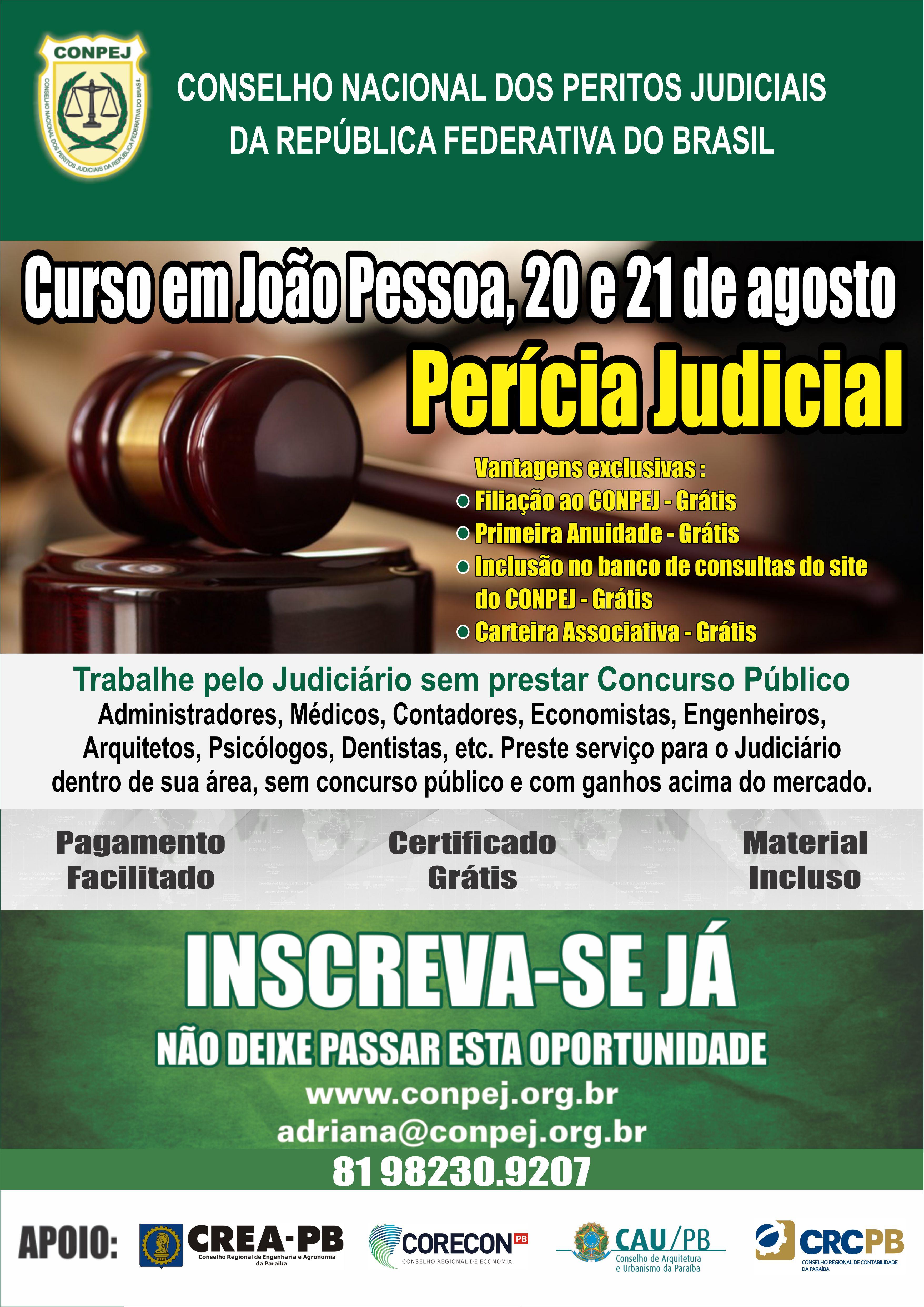 Folder PJ - João Pessoa