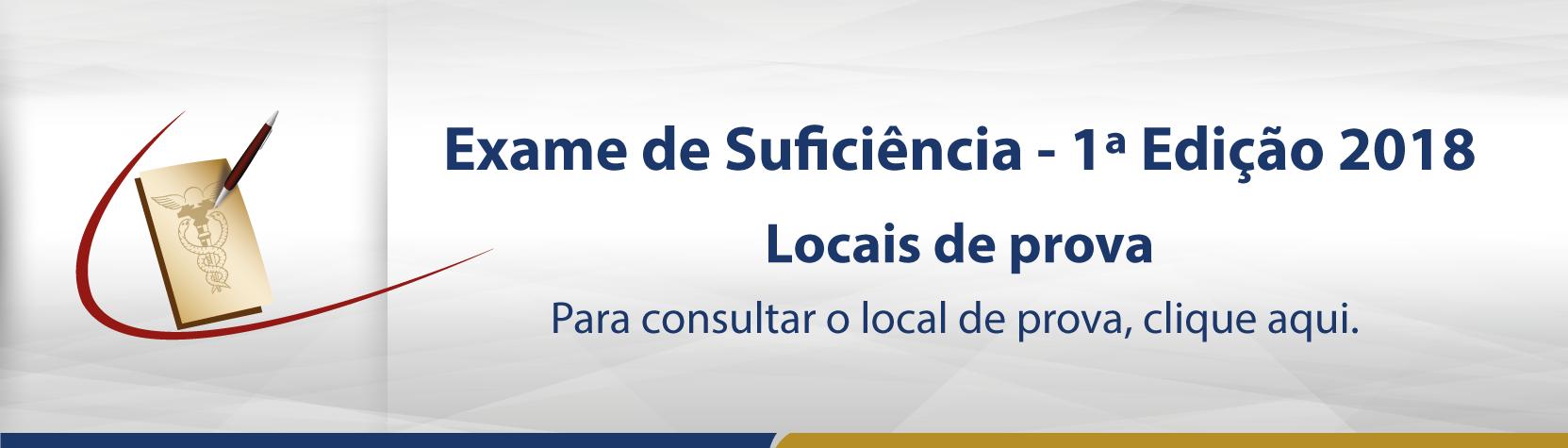 crc pb i exame de suficiência de 2018 \u2013 locais de provas